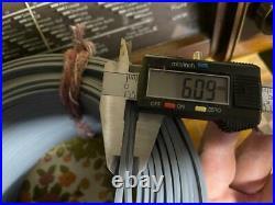 100 m vintage 1950ies Telefunken interconnect microphone cable mic music audio