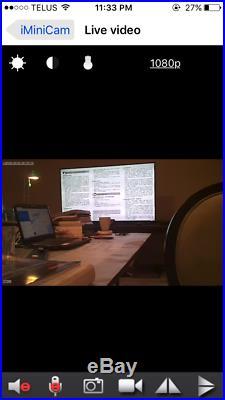 1080P Full HD PIR Sensor Hidden Motion Detection Spy Camera Pest Repellent Audio