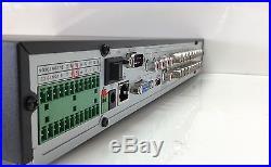16 Channel Ch Tribrid 1080P DVR HD-CVI, Analog, IP Video Dahua + 4 Audio + DMSS