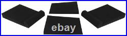 (2) Presonus Eris E66 Dual 6.5 Powered Studio Monitors+Subwoofer+Warm Audio Mic