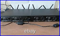 4 Way Audio Technica System 10 PRO Receivers Only (1u) no mics included