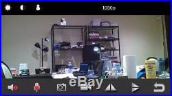 4k Ultra HD Hidden Motion Detection Spy Nanny Camera Air Freshener Audio