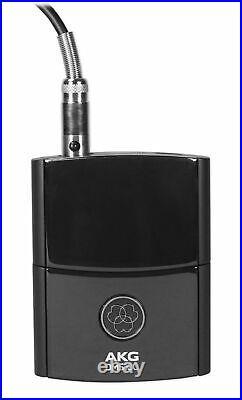 AKG C111 LP Ear-Hook Ear-Set Microphone Sermon Mic For Church Sound Systems