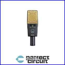 AKG C414 XLII Condenser Mic Microphone PRO AUDIO DEMO PERFECT CIRCUIT