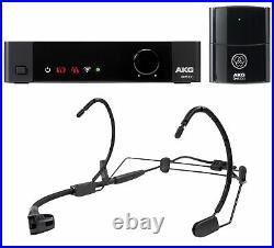 AKG C520 L Headset Microphone Sermon Speech Mic For Church Sound Systems