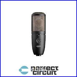 AKG P420 Vocal Condenser Mic Microphone PRO AUDIO NEW PERFECT CIRCUIT