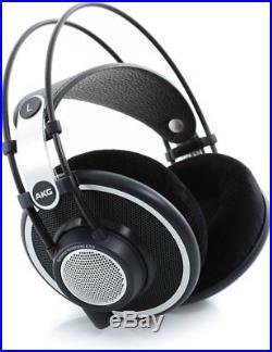 AKG Pro Audio K702 Channel Studio Reference Headphones (2458X00190)