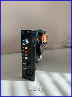 API Audio 512c Lunchbox 500 Series Microphone Preamp Mic Pre