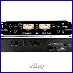 ART Pro Audio MPA II 2-Channel Tube Microphone PreAmp Mic Pre Amp OPEN BOX