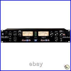 ART Pro Audio MPA II 2-Channel Tube Microphone PreAmp Mic Pre Amp PROMPAII