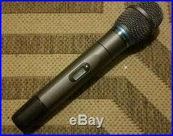 AUDIO-TECHNICA AEW-T3300A HANDHELD WIRELESS MIC, 655-680 Mhz