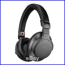 AUDIO TECHNICA ATH-AR5BT BK Wireless Bluetooth OVER-EAR HIGH RES Headphones
