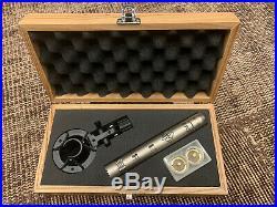 Advanced Audio CM54 Small Diaphragm Condenser Mic Stereo Pair Cardioid Omni Mint