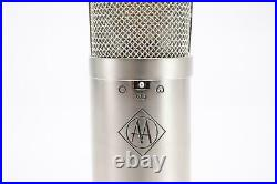 Advanced Audio CM87 FET Condenser Microphone Mic With Shock Mount & Case #43818