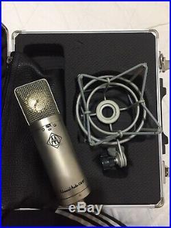 Advanced Audio CM87 Mic basically new condenser mic, great brand