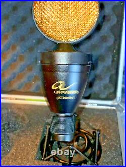 Alpha Audio MIC-Set Studio L Großmembranmikrofon Mikrofon Micro inkl. Koffer