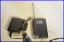 Anchor Audio AN-MiniU1 Wireless Receiver with Recharge Kit and Headband Mic