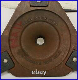 Atlas Sound Mic Microphone Floor Stand 1940's MS24 Vintage