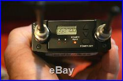 Atw-r1810 Atw-t1801 Kit Transmitter Receiver Wireless MIC Audio Technica