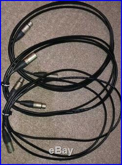 Audio Cable (JOB-LOT)- Hi Quality Audio Cables Looms, Patch leads, Mic Leads