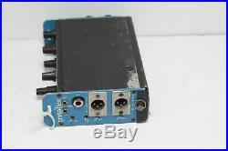 Audio Developments AD 066 2ch microphone mic / line portable location mixer #3