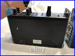 Audio Developments AD066(11) Portable Stereo Mic Amp (Microphone Preamp)