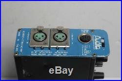 Audio Developments Stereo twin mic microphone pre amp 4x transformers AD66 11 #2