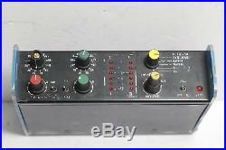 Audio Developments Stereo twin mic microphone pre amp 4x transformers AD66 11 #3
