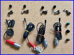 Audio Ltd 4 Channel Radio Mic Kit complete