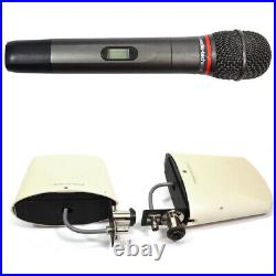 Audio-Technica (1) ATW-R3100bD Receiver (2) ATW-A64P Antennas (1) ATW-T341b Mic