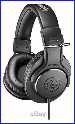 Audio Technica 2-Person Podcast Podcasting Kit withMixer+Mics+Headphones+Booms