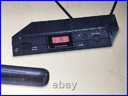 Audio-Technica 2000 Series Wireless Handheld Mic System -Barely Used-MINT