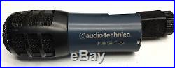 Audio-Technica 3 MB-5K's & 1 MB-6K's Drum Mic Set