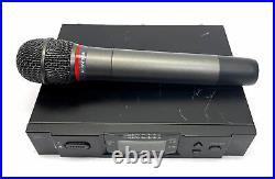Audio-Technica 3000 Series Wireless Mic Rcv. ATW-R3100 ATW-T341 Freq. 541-566MHz