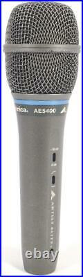 Audio Technica AE5400 Artist Elite Condenser Cardioid Microphone Mic with Box