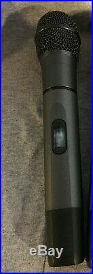 Audio-Technica AEW-T5000 Wireless Handheld with Artist Elite C6100 Mic 655-680 MHz