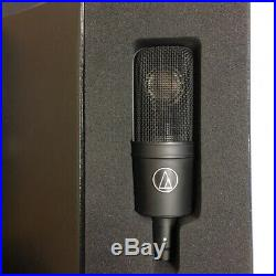 Audio Technica AT 4040 Condenser Microphone Studio Stage Professional Mic LOOK