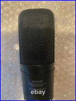 Audio Technica AT 4040 Mic