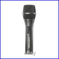 Audio-Technica AT2005USBPK Stream/Podcast USB/XLR Mic Pack with Boom & Headphones