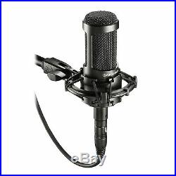 Audio-Technica AT2035 Large Diaphragm Cardioid Condenser Microphone AT-2035 Mic