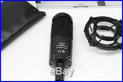 Audio-Technica AT2035 Side Address Mic Condenser Studio Microphone
