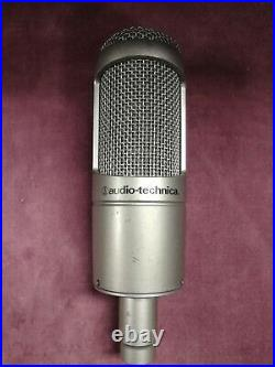 Audio Technica AT3060 Tube Condenser Microphone Mic with Shock Mount