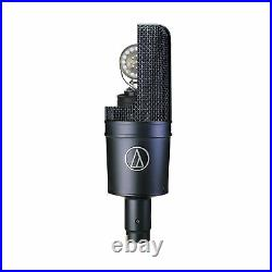 Audio Technica AT4033A Condenser Microphone Mic+Shockmount+Dust Cover+Case