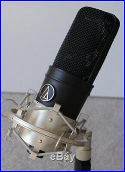 Audio Technica AT4033a Condenser mic with shockmount