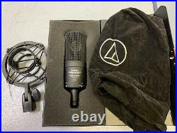 Audio-Technica AT4033a Recording Mic Microphone with Shock Mount