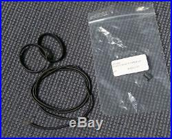 Audio Technica AT4033a mic & AT8441 suspension mount withnew elastic installed