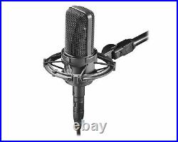 Audio Technica AT4033aSM Cardioid Condenser Studio Mic with AT8449 Shock Mount