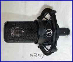 Audio Technica AT4040 Cardioid Condenser Mic, withMount, Case, Studio Workhorse