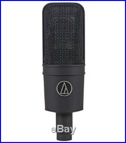 Audio Technica AT4040 Cardioid Condenser Microphone/Mic +Tripod Stand +Mic
