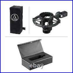 Audio-Technica AT4040 Condenser Microphone with Shockmount AT-4040 Mic